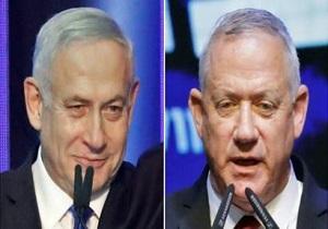 بنی گانتس خطاب به نتانیاهو: استعفا بده، برو