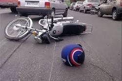 کاهش ۲۵ درصدی مرگ و میر تصادفات موتورسیکلت