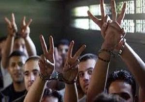 اعتصاب غذای اسرای فلسطینی وارد ۱۰۰ روز شد