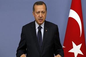 اردوغان: در پی دستیابی به سرزمینی که به ما تعلق ندارد نیستیم