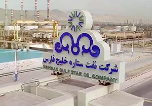 صادرات ۱۰۰ میلیون دلار فرآوردههای نفتی از پالایشگاه ستاره خلیج فارس