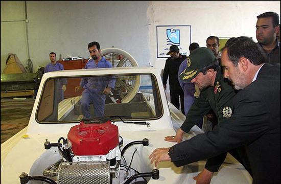 هواناو یونس رقیب اصلی نمونههای انگلیسی و آلمانی/ دانش ویژه تولید هواناو در اختیار ایران
