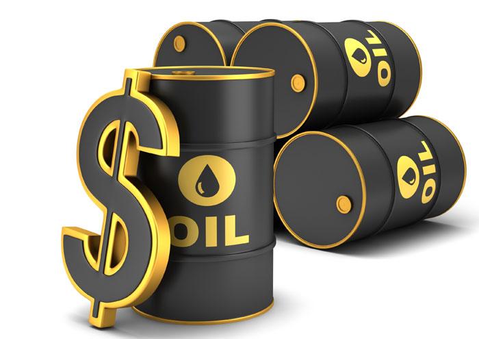 قیمت هر بشکه نفت برنت به یک سنت افزایش ۵۹.۴۳ رسید