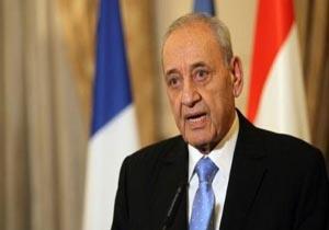 نبیه بری: هدایتکنندگان تحولات لبنان از داخل و خارج پشتیبانی میشوند