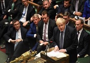 توافق برگزیت امروز در مجلس انگلیس به رای گذاشته میشود