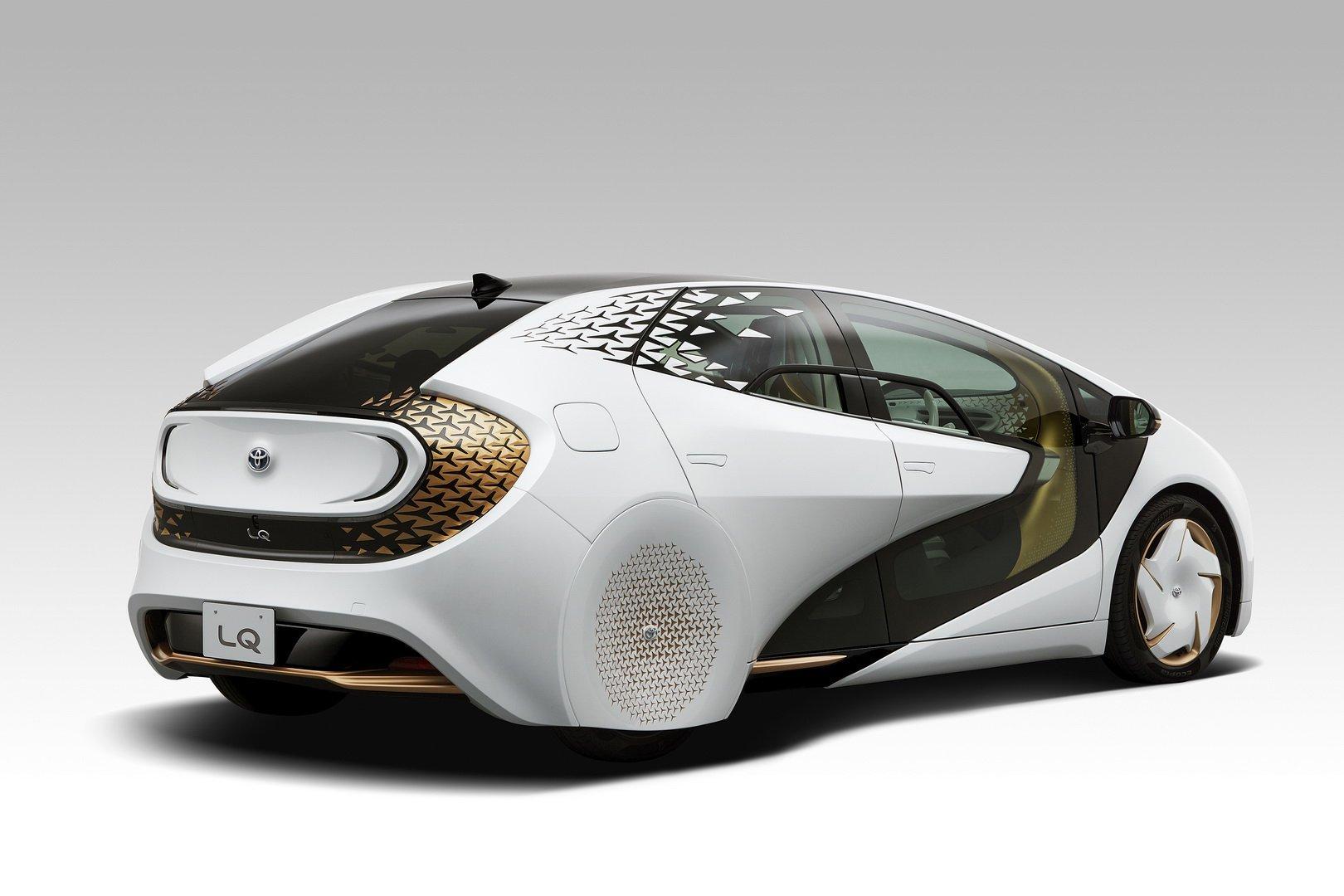 لکسوس و تویوتا تا ۲۰۲۱ سه خودروی الکتریکی جدید خود را عرضه میکنند +تصاویر