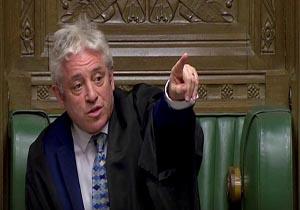 درخواست دولت جانسون برای رایگیری مجدد درباره توافق برگزیت رد شد