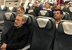 چرا لاریجانی با پرواز عادی به صربستان رفت و اختصاصی برگشت؟
