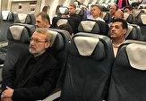باشگاه خبرنگاران -چرا لاریجانی با پرواز عادی به صربستان رفت و اختصاصی برگشت؟