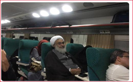 واکنش مردم نسبت به مردمی بودن امام جمعه قزوین + تصویر