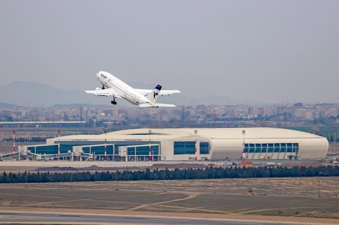 افزایش پروازهای فرودگاه منطقه آزاد ماکو