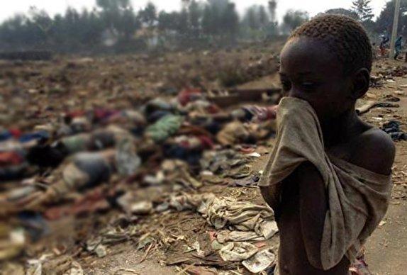 باشگاه خبرنگاران -پاکسازی قومی در رواندا در برابر دوربینهای سازمان ملل! + فیلم