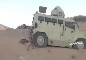 رسوایی برای آل سعود!/ پیدا شدن بستههای پوشک در تجهیزات سربازان سعودی در جنگ با یمن + فیلم