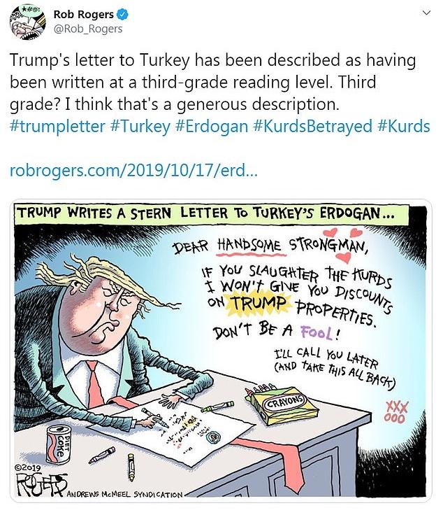 اقدام عجیب ترامپ دستمایه تمسخر هیلاری کلینتون و کاربران توئیتر شد! + تصاویر