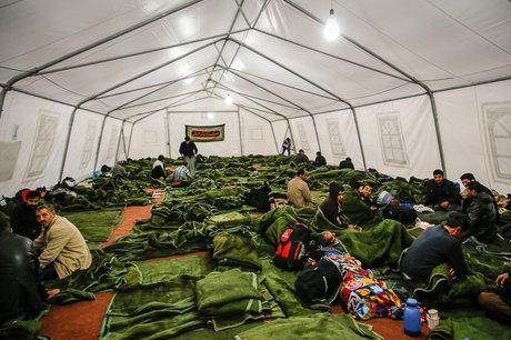 اسکان اضطراری نزدیک به ۱۴ هزار نفر در همدان
