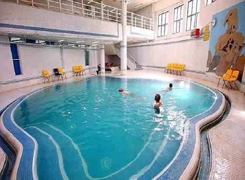 آبهای گرم مشگین شهر ارمغان «سبلان» به گردشگران