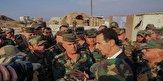 باشگاه خبرنگاران - حضور بشار اسد در چند کیلومتری تروریستها+ تصاویر