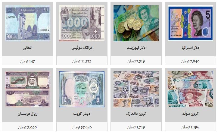 نرخ ارز در بازار آزاد/ دلار به قیمت ۱۱ هزار و ۳۴۰ تومان رسید