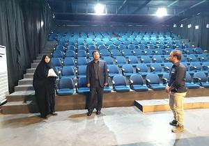 نمایش های تالار هنر یزد را با صدا و نور باکیفیت تری به نظاره بنشینید