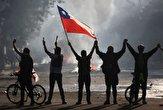 باشگاه خبرنگاران -اعتراضات گسترده ضد دولتی در شیلی + فیلم