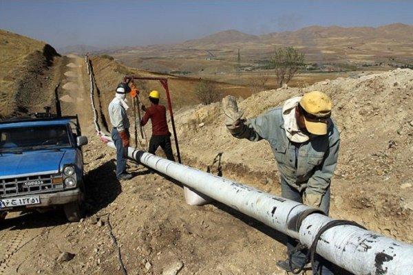 تکمیل و اصلاح شبکه آبرسانی روستایی ۳ شهرستان استان مرکزی