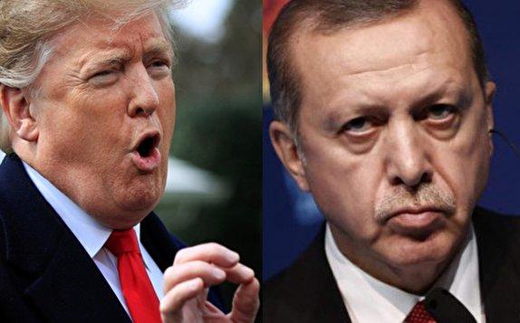 باشگاه خبرنگاران -سوژهشدن نامه ترامپ به اردوغان در فضای مجازی/ آتشی که رقیب قدیمی رئیسجمهور پرحاشیه برپا کرد+ تصاویر