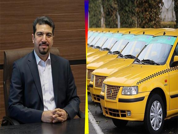نوسازی 5 هزار تاکسی تا انتهای سال/ واگذاری سمند پایه گاز سوز به تاکسی داران