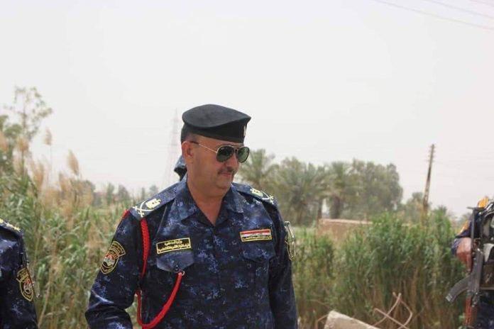 یکی از فرماندهان پلیس عراق در درگیری با داعش جان باخت