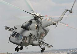 هجوم بالگردهای روسی به پایگاه نظامی آمریکا + فیلم
