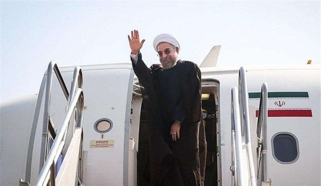 آقای روحانی نیویورک را به مقصد تهران ترک کرد