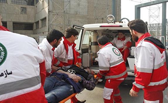 میانگین زمان حضور امدادگران در محل حادثه ۱۵ دقیقه است