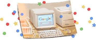 باشگاه خبرنگاران -گوگل جان تولدت مبارک!