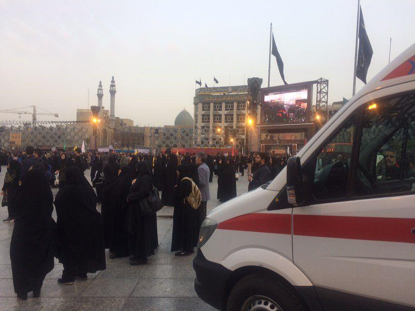 تمهیدات ویژه اورژانس برای راهپیمایی اربعین حسینی/ از راه اندازی ۹ بیمارستان صحرایی تا آماده باش ۱۵ بالگرد هوایی