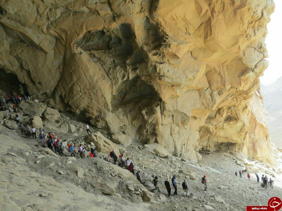 برگزاری همایش غار پاک در شهربابک + تصاویر