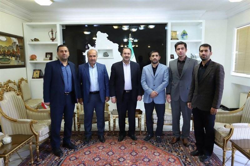باشگاه خبرنگاران -میزبانی شیراز برای رقابتهای بین المللی کشتی فرنگی جام تختی