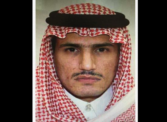 قاتل محافظ ملک سلمان فرزند یکی از مسئولان سعودی است + تصاویر