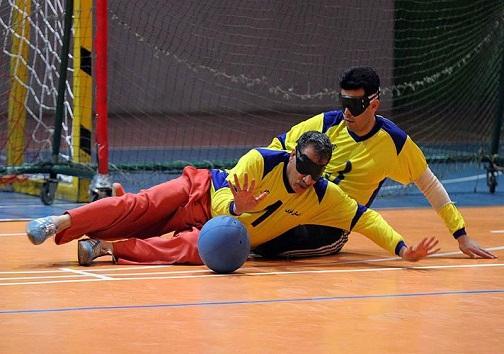 گلبال، ورزش پر هیجان نابینان، مورد بی مهری مسئولان