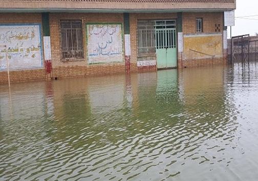 حال مدارس سیلی خورده از سیل خوزستان چطور است؟ / انتظار برای تحقق وعده ها ادامه دارد