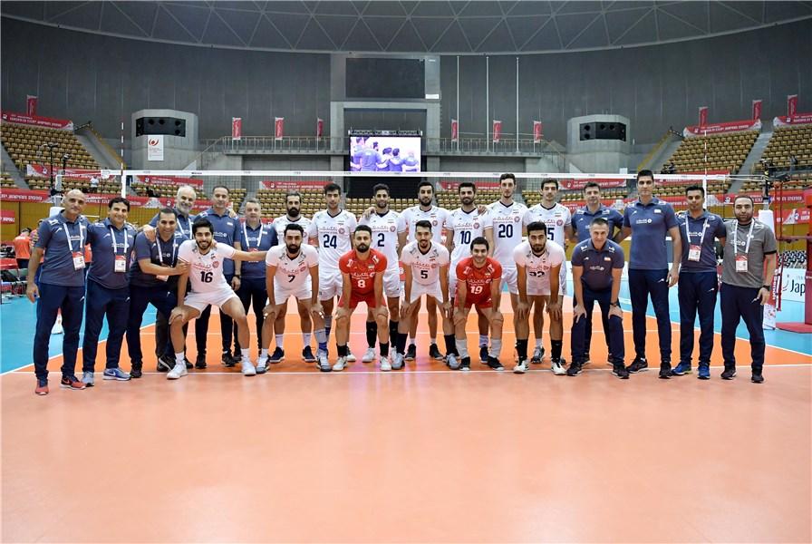تیم ملی والیبال ایران - روسیه / گزارش لحظه به لحظه کوارتر نخست
