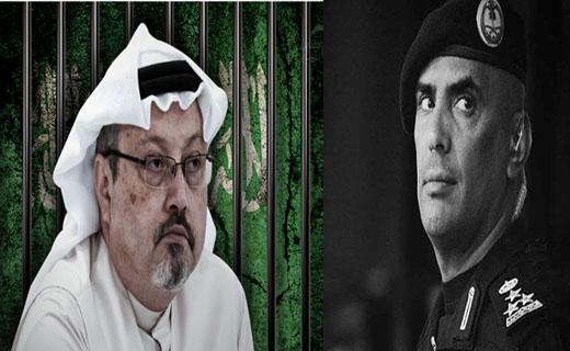 جزئیاتی تازه از ترور محافظ پادشاه عربستان/  ردپای این مرد در قتل جمال خاشقچی دیده میشود!