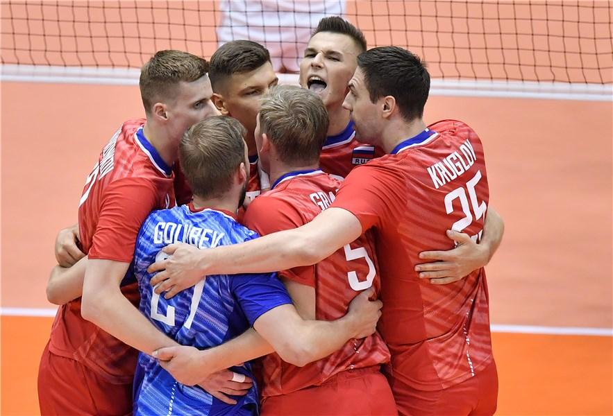 تیم ملی والیبال ایران ۱ - روسیه ۲ / گزارش لحظه به لحظه ست چهارم