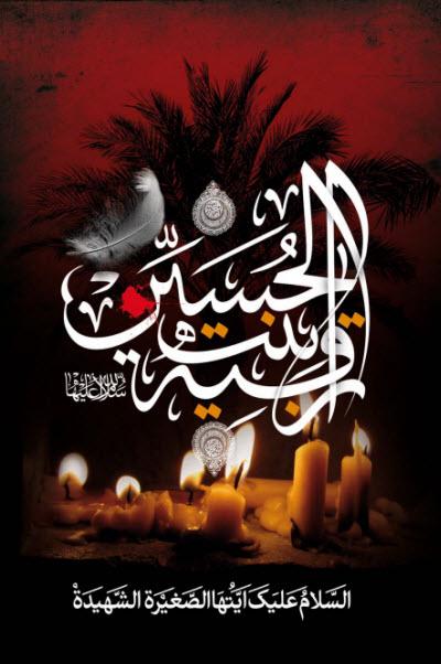 جدیدترین استوریها ویژه روز شهادت حضرت رقیه(س)