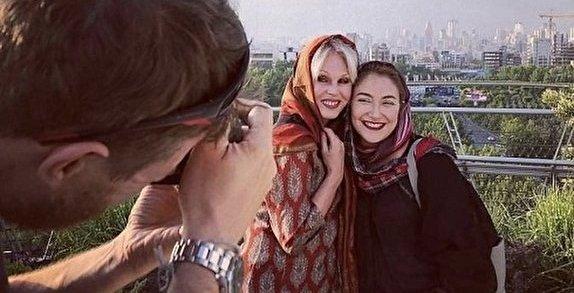 باشگاه خبرنگاران -وقتی خارجیها با سفر به ایران، دست رسانههای غربی را رو میکنند/ شگفتی بازیگر مشهور هالیوود از طبیعت و مردم ایران
