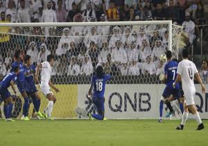 باشگاه خبرنگاران -خلاصه بازی السد قطر و الهلال عربستان در ۹ مهر ۹۸ + فیلم