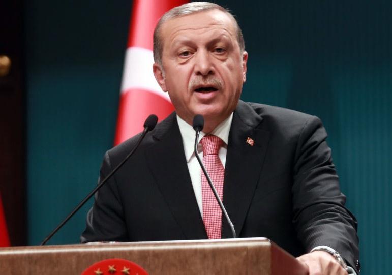 اردوغان: واشنگتن به طور کامل به توافقی که صورت گرفته بود عمل نکرده است