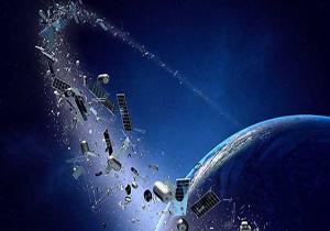 حرکت اشیاء ساخته شده توسط انسان در مدار زمین! + فیلم