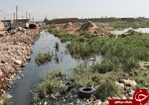 اهواز، کلانشهری که خیابانهای آن با فاضلاب فرش شده است/این کلاف سردرگم چه زمانی باز میشود؟