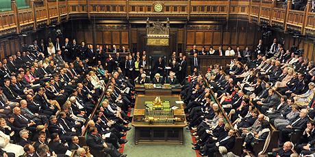 مخالفت پارلمان انگلیس با طرح برگزیت دولت