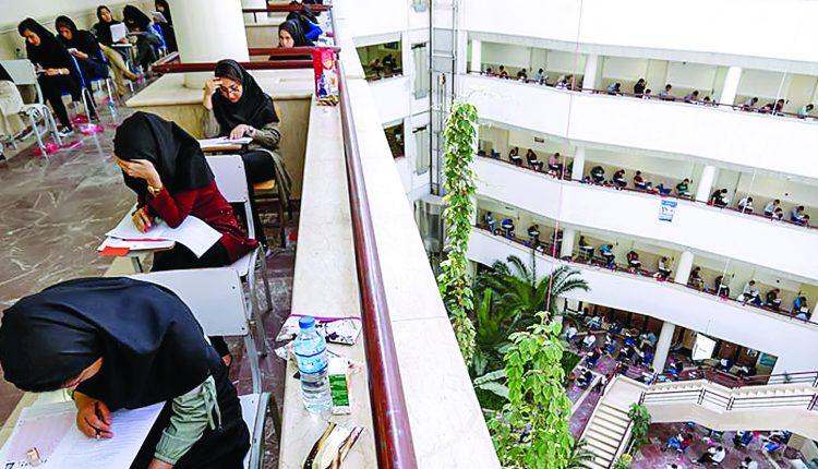 جابه جایی ۱۵۰۰ فرزند هیئت علمی دانشگاههای علوم پزشکی/ معاون وزیر بهداشت برای موضوع صندلی فروشی به مجلس میرود