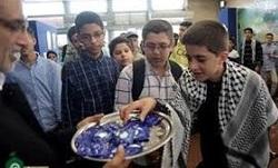 توزیع بسته های متبرک اهدایی آستان قدس رضوی به هیئات مذهبی